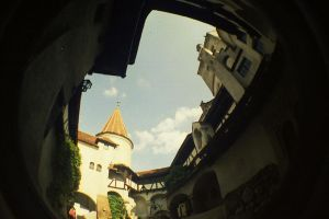 Bran Castle by Thor899