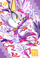 BLAZE MOVE by SPIRALCRIS