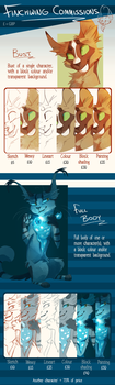 COMMISSION SHEET June2016 -CURRENTLY CLOSED- by Finchwing