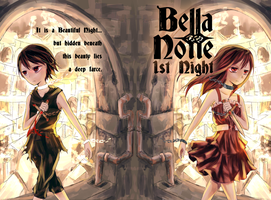Bella Notte 1 Cover by bertalina