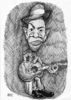Robert Johnson by wakwham