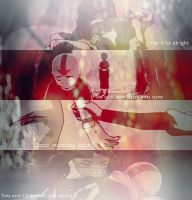 Kataang (graphic) Safe and Sound by sharllot