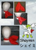 Shaymin Neck tie by Gijinkacosplay