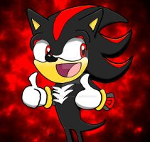 Happy Shadow Approves by HybridShadowz