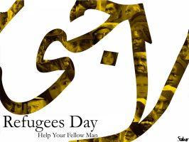 Refugees Day... by SoberHigh