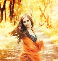 Fire Lady by Tamerlana
