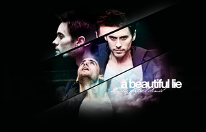 a beautiful lie by Pusteblumex3