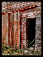 Old Barn by Tao2Eden