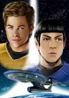 Reboot Star Trek by Queen-Uriel