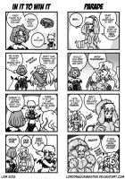 DC:P - 4koma Petshow 2 by Lorddragonmaster