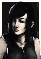 ::Tifa Lockheart:: by martinhoulden