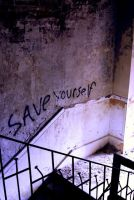 save yourself... by ktkphoto