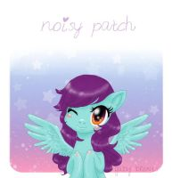Nosy Patch by Gaby by Almiux19