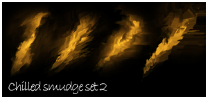 Chilled smudge brushes 2 by served-chilled
