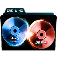 DVD e HD Folder by JackXan