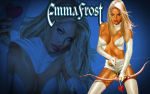 Emma Frost! (2) by Superman8193