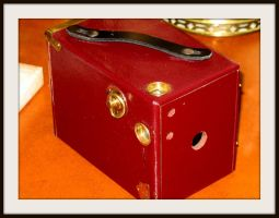 Agfa Buster Brown 120 box camera by FallisPhoto