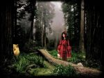little red riding hood by justaye