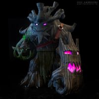 League of Legends : Maokai by crazyball