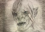Azog the Defiler by aadiss