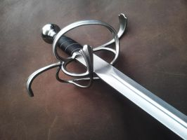 Bolognese Sidesword (4) by Danelli-Armouries