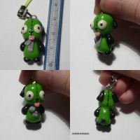 Doggy Suit GIR by ChibiSilverWings