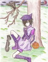 Sill the Cheshire Cat by eeveelover893