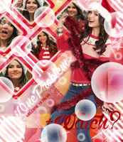 +ID Victoria Justice by iOneProblem