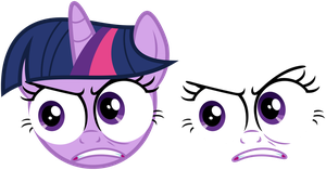 MLP Resource: Twilight Sparkle 005 (Special Eyes) by ZuTheSkunk