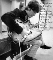 Beatles Confessions-Bigger Than Jesus by PSilovethebeatles