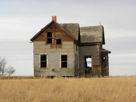 Little home on the prairie by QuanticChaos1000