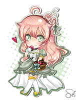 . strawberry love . by hinata-hime