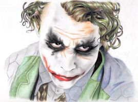 The Joker by PapouJunkie