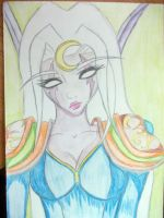 Elune be with you by Shamony