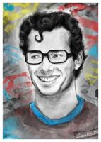 THE MAN OF STEEL: CLARK KENT by shindy89