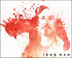 I am iron man by Luckino