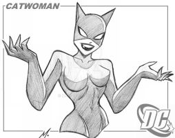 CATWOMAN by icemaxx1