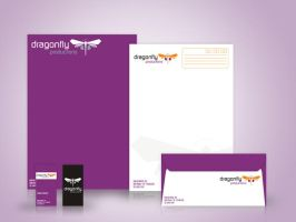 DragonFly - Letterhead by isca