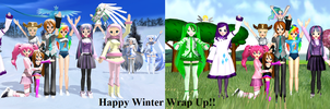 Happy Winter Wrap Up!! by Mario-McFly