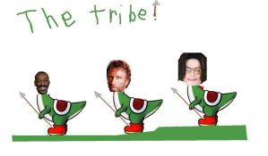 The Tribe by pennykettle