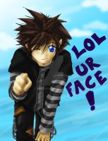 LOL UR FACE by Ko-chan