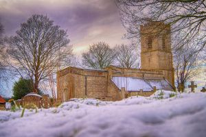 St Johns in the Snow... by TheBaldingOne