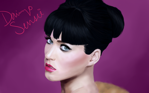 Katy Perry by DaimyoSensei