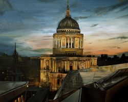 St. Pauls by rubylines