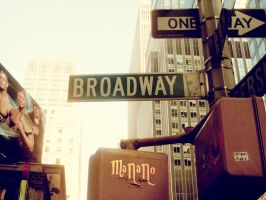 Broadway 2 by MaNaNo