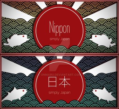 simplyNippon Designs by Onmaru