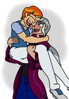 Gwencaster - - Bridal Carry by Assassin-VariableX