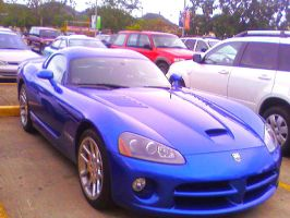 2005 Dodge Viper SRT-10 by Mister-Lou