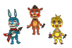 Toy Animatronics by ScytheSkull