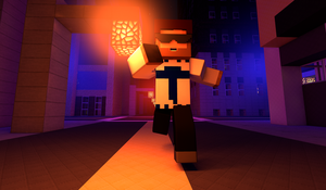 Volumetric Lighting Test - Small by KingFromHatena